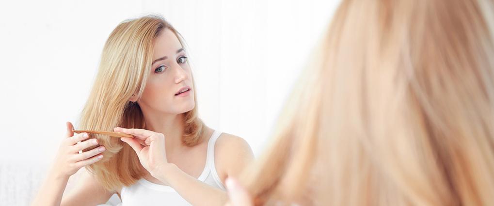 Wenige frisuren haare dünne Trend